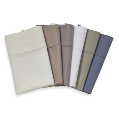 Eucalyptus Origins™ Tencel® King Sheet Set in Sable