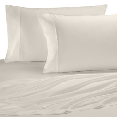 400-thread-count Tencel® King Sheet Set in Ivory