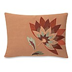Sausalito Flower Oblong Toss Pillow
