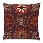 Sausalito Beaded Square Toss Pillow