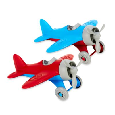 Green Toys™ Airplane with Blue Wings