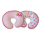 Boppy® Luxe Pillow in Elephant Garden