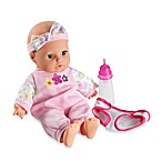 International Playthings Kidoozie™ Snug & Hug Baby Doll