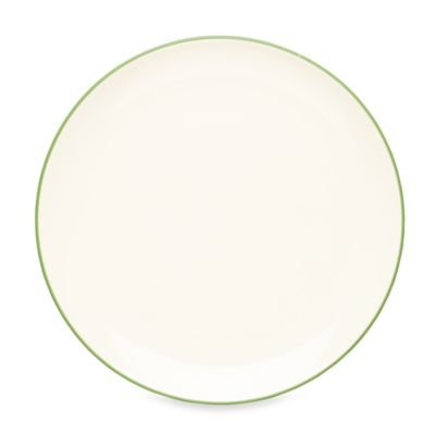 Noritake® Colorwave Coupe Dinner Plate in Apple