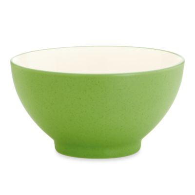Noritake® Colorwave Rice Bowl in Green Apple