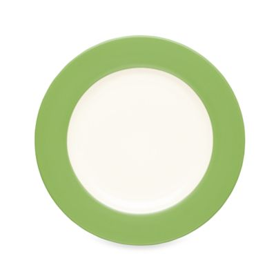 Noritake® Colorwave Rim Dinner Plate in Apple