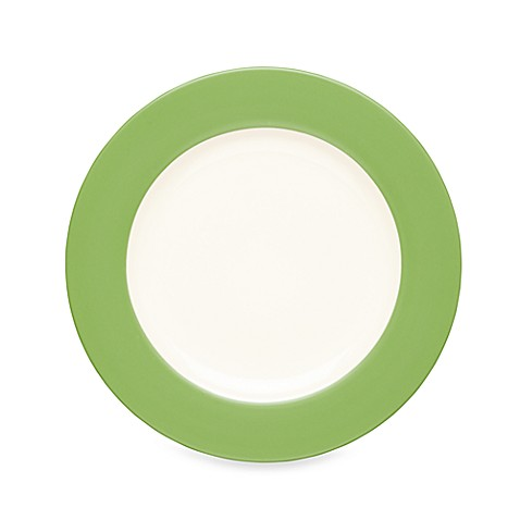 Noritake® Colorwave Rim Round Platter in Apple