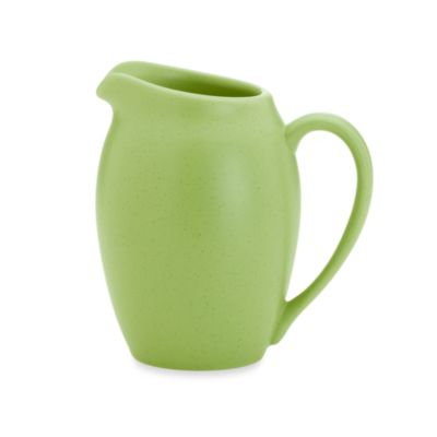 Noritake® Colorwave Apple Rim 11-Ounce Creamer