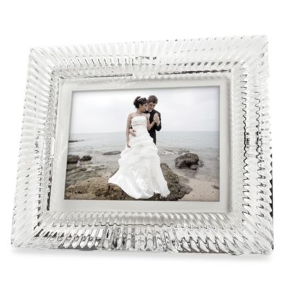 Waterford® 8-Inch Crystal Digital Photo Frame