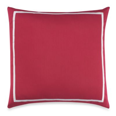 Blossom 24-Inch Square Toss Pillow