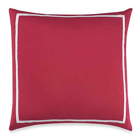 Anthology Blossom 24-Inch Square Throw Pillow - Bed Bath & Beyond
