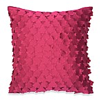 Laser Cut Square Toss Pillow
