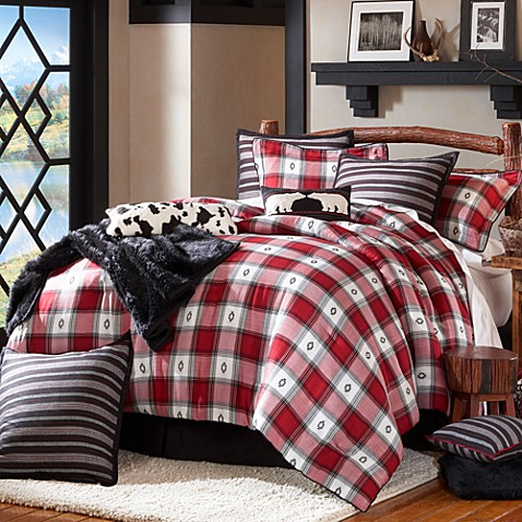 Mountain Retreat Comforter Set