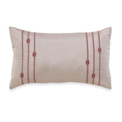 Kaiya 20-Inch Oblong Toss Pillow