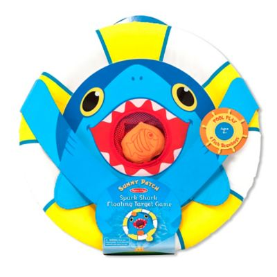 Melissa & Doug® Spark Shark Floating Target Game