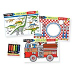 Melissa & Doug® Fun Themes Placemat Set