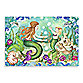 Melissa & Doug® Mermaid Playground 48-Piece Floor Puzzle
