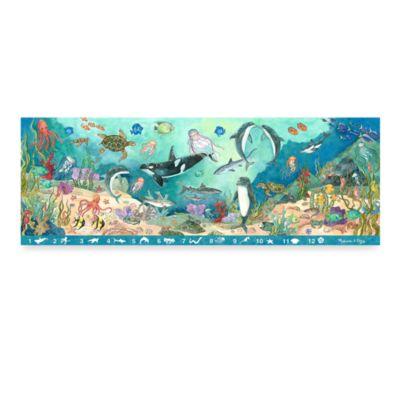 Melissa & Doug® Search & Find Under the Sea 48-Piece Floor Puzzle