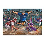 Melissa & Doug® Close Call 48-Piece Baseball Floor Puzzle