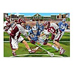 Melissa & Doug® LAX Check! 48-Piece Floor Puzzle