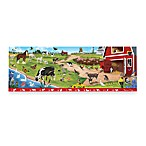 Melissa & Doug® Sunny Hill Farm Search and F in d 48-Piece Floor Puzzle