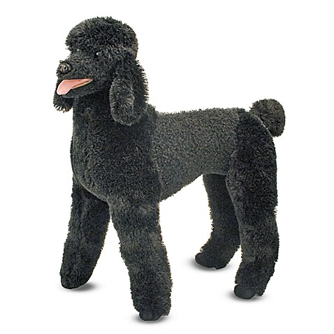 Melissa & Doug® Standard Poodle Dog Giant Stuffed Animal