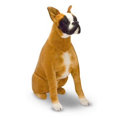 Melissa & Doug® Boxer Stuffed Animal