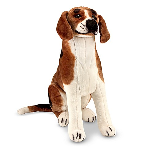 Melissa & Doug® Beagle Stuffed Animal