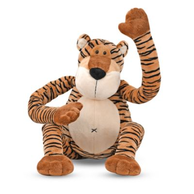 Melissa & Doug® Swagger Tiger Stuffed Animal