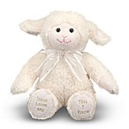 Melissa & Doug® Jesus Loves Me Singing Lamb Stuffed Animal
