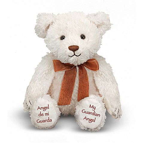 Melissa & Doug® Spanish Prayer Bear Stuffed Animal