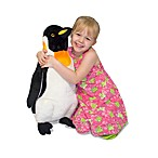 Melissa & Doug® Penguin Giant Stuffed Animal