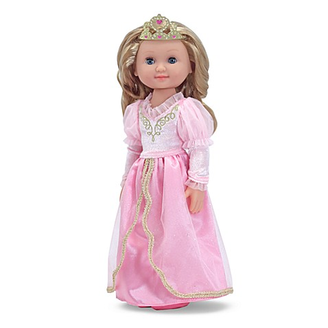 Melissa & Doug® Celeste in 14-Inch Princess Doll