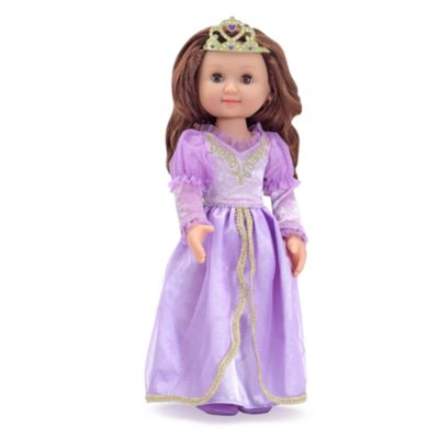 Melissa & Doug® Larissa in 14-Inch Princess Doll