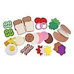 Melissa & Doug® Felt Food Sandwich Set