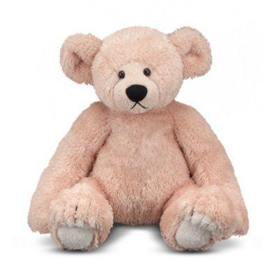 Melissa & Doug® Baby Bliss Teddy Bear Stuffed Animal
