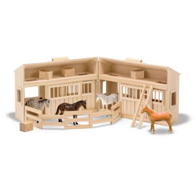 Wood Pretend Play