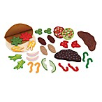 Melissa & Doug® Felt Food Taco & Burrito Set