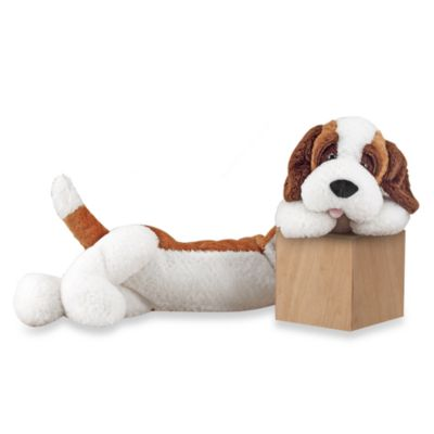 Melissa & Doug® Longfellow St. Bernard Dog Stuffed Animal