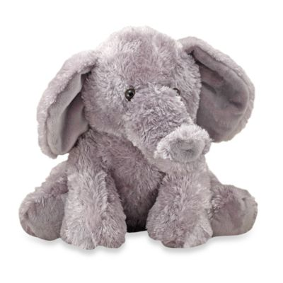 Melissa & Doug® Sterling Baby Elephant Stuffed Animal