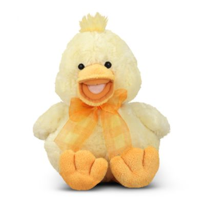 Melissa & Doug® Thalacker Quacker Duck Stuffed Animal