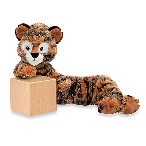 Melissa & Doug® Longfellow Tiger Stuffed Animal
