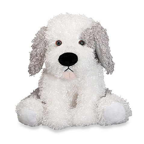 Melissa & Doug® Sheridan Sheepdog Puppy Dog Stuffed Animal