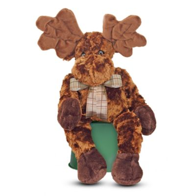 Melissa & Doug® Maximillian Moose Stuffed Animal