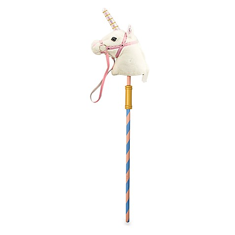 Melissa & Doug® Prance-n-Play Stick Unicorn with Sound