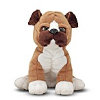 Melissa & Doug® Bentley Boxer Stuffed Animal
