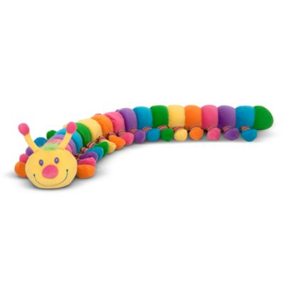 Melissa & Doug® Longfellow Caterpillar Stuffed Animal