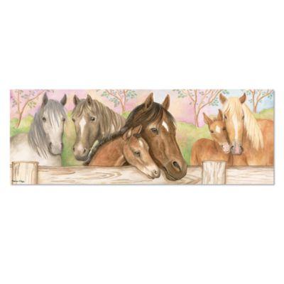 Melissa & Doug® Horse Corral 48-Piece Floor Puzzle
