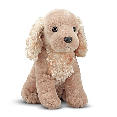 Melissa & Doug® Spirit Cocker Spaniel Stuffed Animal