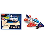 Melissa & Doug® Decorate-Your-Own Wooden Jet Plane